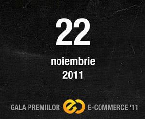 gala permiilor ecommerce 2011 - 22 noiembrie 2011